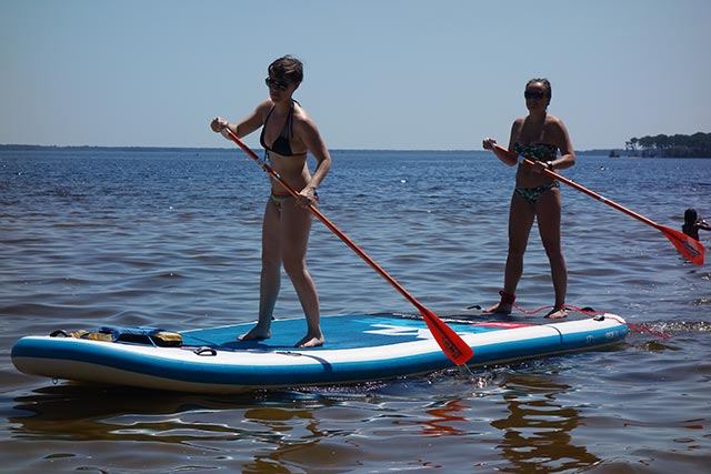stand up paddle 8 people